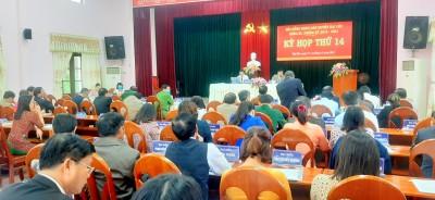 Khai mạc Kỳ họp thứ 14 HĐND huyện Đại Lộc khóa XI (nhiệm kỳ 2016- 2021)