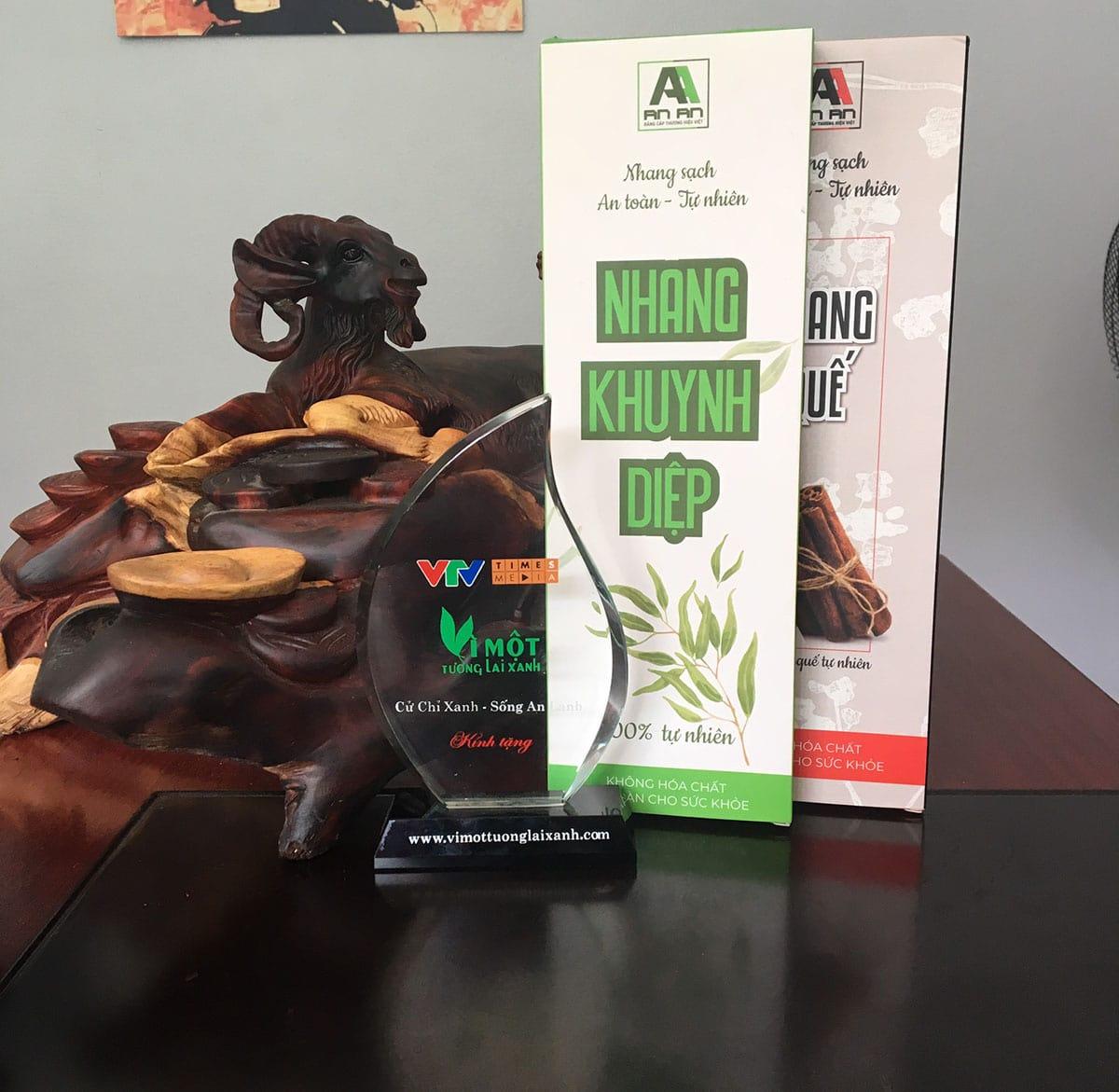 Sản phẩm sạch Anan bảo vệ sức khỏe người tiêu dùng thời đại mới